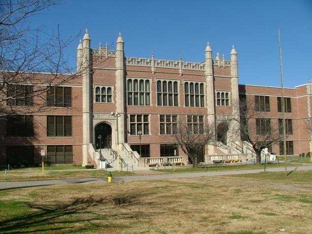 Woodlawn High School (2)