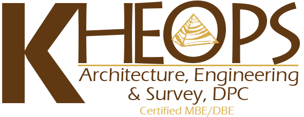 Professional Architecture, Engineering, Environmental, Operations and Survey Services- KHEOPS